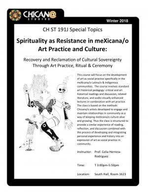 CH ST 191J Course Flyer