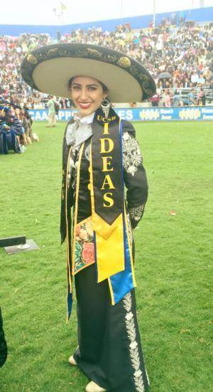 CLG graduate